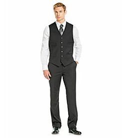 Tommy Hilfiger® Men's Black Solid Vest