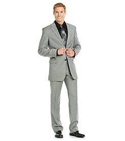 Tommy Hilfiger® Men's Gray Sharkskin Suit Separates