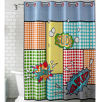 Product Hookless Splash Peva Shower Curtain