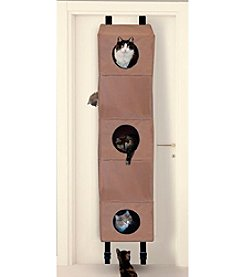 K&H Pet Products Small Tan Hangin' Cat Condo
