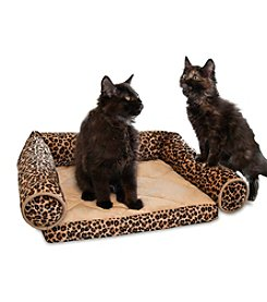K&H Pet Products Lazy Leopard Pet Lounger