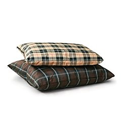 K&H Pet Products Indoor and Outdoor Plaid Pet Bed