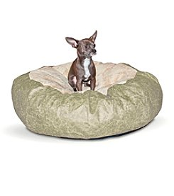 K&H Pet Products Self-Warming Cuddle Pet Bed