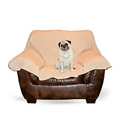 K&H Pet Products Leather Lover's Chocolate Chair Cover