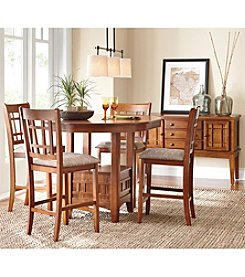 Liberty Furniture Santa Rosa Counter Height Dining Collection