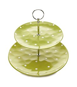 Maxwell & Williams® Sprinkle 2-Tier Cake Stand