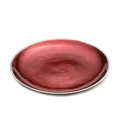 Towle® Hammersmith Jewels Ruby Round Platter