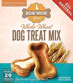 Bow Wow Bistro Whole Wheat Dog Treat Mix
