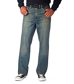 True Nation™ Men's Big & Tall Vintage Dirty Relaxed-Fit Jean
