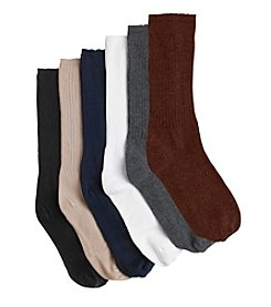 Harbor Bay® Men's Big & Tall 2-Pack Extra Wide Sock