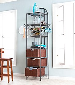 Holly & Martin Genevieve Kitchen Storage Tower