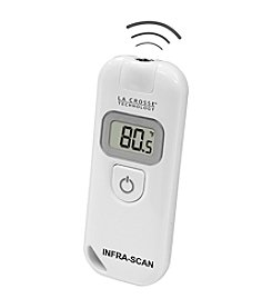 La Crosse Technology® Wireless Infra-Red LCD Scanning Thermometer