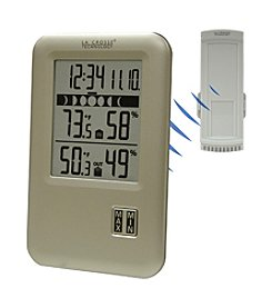 La Crosse Technology® Wireless Weather Station with Moon Phase