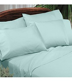 Veratex® Supreme Sateen Medici Dobby Stripe Sheet Set