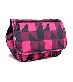 J World® Terry Block Messenger Bag
