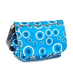 J World® Terry Target Messenger Bag