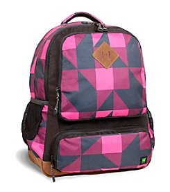 J World® Lombard Block Laptop Backpack
