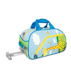J World® Savanna Kids Rolling Duffel Bag