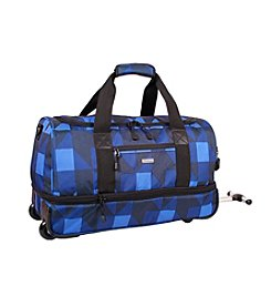 J World® Stadium Block Rolling Duffel Bag