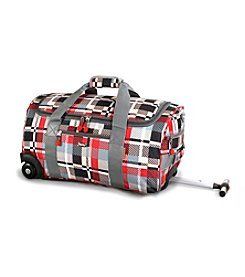 J World® Tamarak Star Rolling Duffel Bag