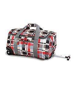 J World® Tamarak Star Rolling Duffel Bag