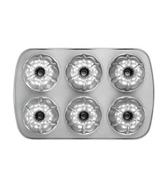 LivingQuarters 6-Cavity Mini Fluted Pan