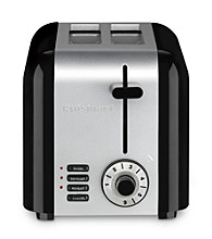 Cuisinart® 2-Slice Compact Stainless Toaster