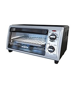 Black & Decker® 4-Slice Toaster Oven