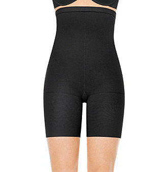 ASSETS® Red Hot Label™ by Spanx Super Control High-Waist Mid-Thigh Shaper plus size,  plus size fashion plus size appare
