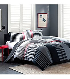 INK+IVY Blake Duvet Set