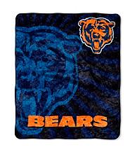 Chicago Bears Sherpa Throw
