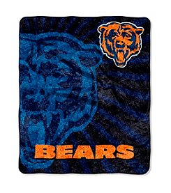 Chicago Bears Sherpa Throw