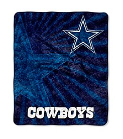 Dallas Cowboys Sherpa Throw