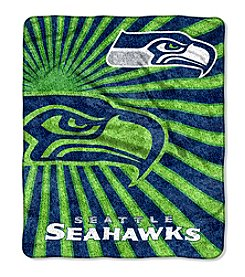 NFL® Seattle Seahawks Sherpa Throw