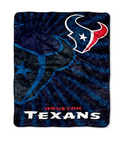 NFL® Houston Texans Sherpa Throw