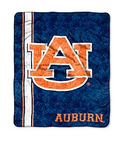NCAA® Auburn University Sherpa Throw