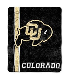 University of Colorado Sherpa Throw
