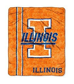 NCAA® University of Illinois Sherpa Throw