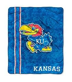 NCAA® University of Kansas Sherpa Throw