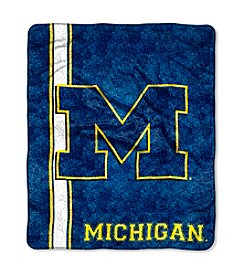 NCAA® University of Michigan Sherpa Throw