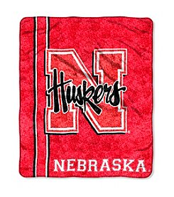 NCAA® University of Nebraska Sherpa Throw