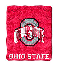 Ohio State Sherpa Throw