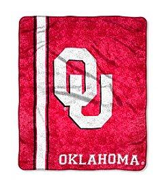 NCAA® University of Oklahoma Sherpa Throw