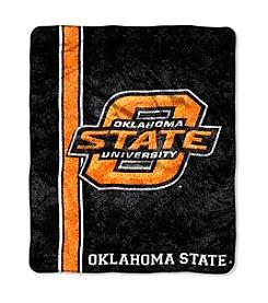NCAA® Oklahoma State University Sherpa Throw