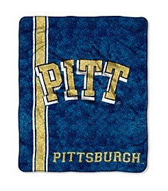 NCAA® University of Pittsburgh Sherpa Throw
