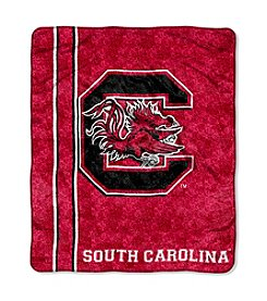 NCAA® University of South Carolina Sherpa Throw
