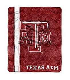 NCAA® Texas A&M University Sherpa Throw