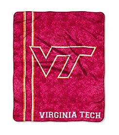 Virginia Tech University Sherpa Throw