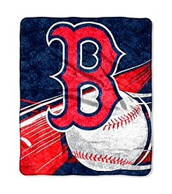 Boston Red Sox Sherpa Throw