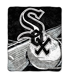 MLB® Chicago White Sox Sherpa Throw